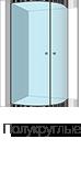 Stačiakampė be durų prie sienos